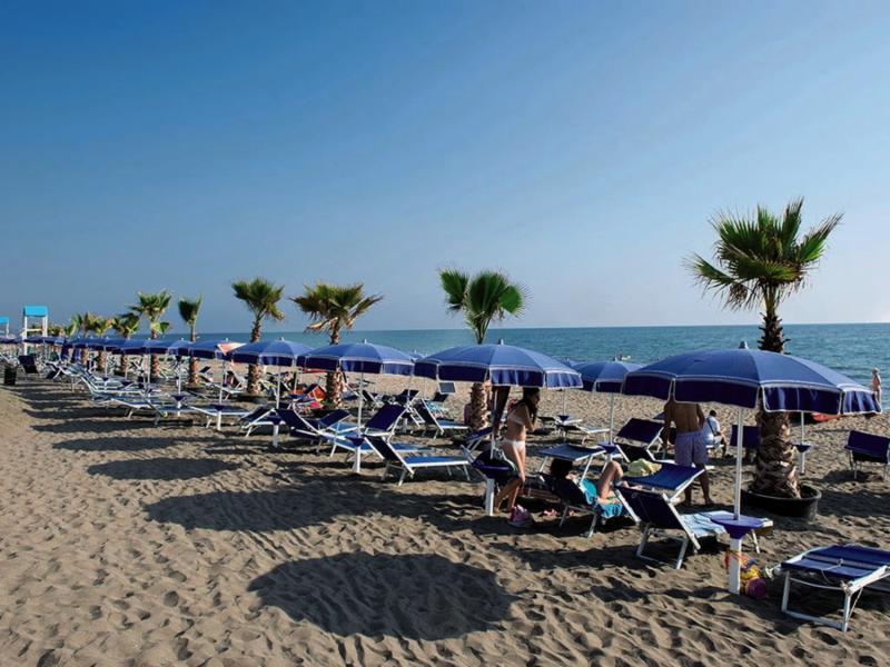 Italy Village in Baia Domizia, Kalabrien - Tyrrhenisches Meer und Küste S