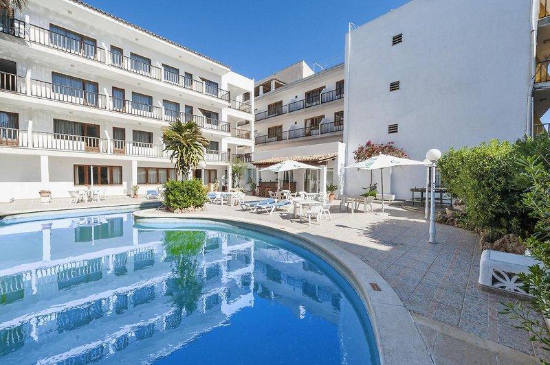 Hostal Casa Bauza in Cala Ratjada, Mallorca