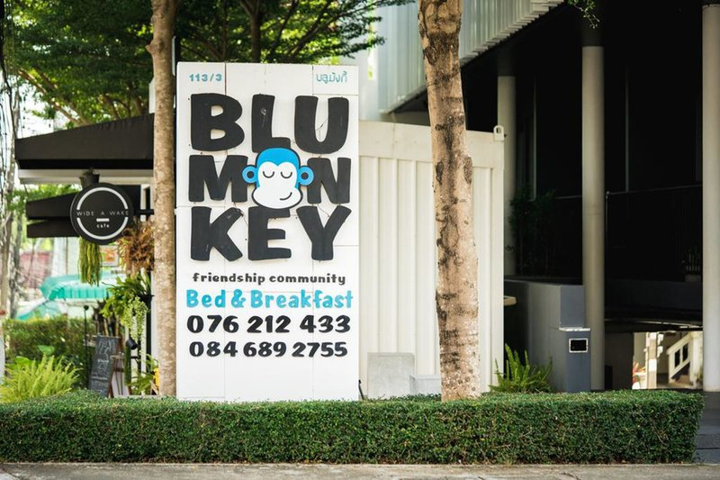 Blu Monkey Bed und Breakfast in Ko Phuket, Phuket