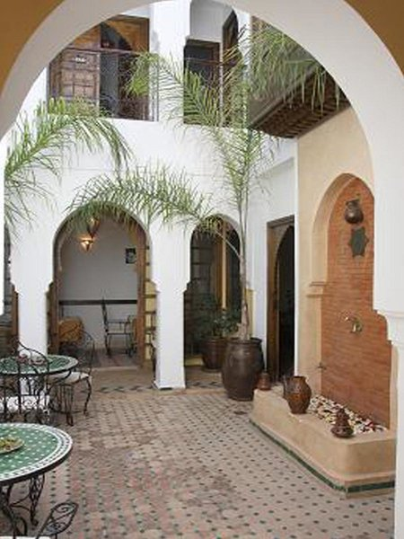 Riad Nerja in Marrakesch, Marrakesch A