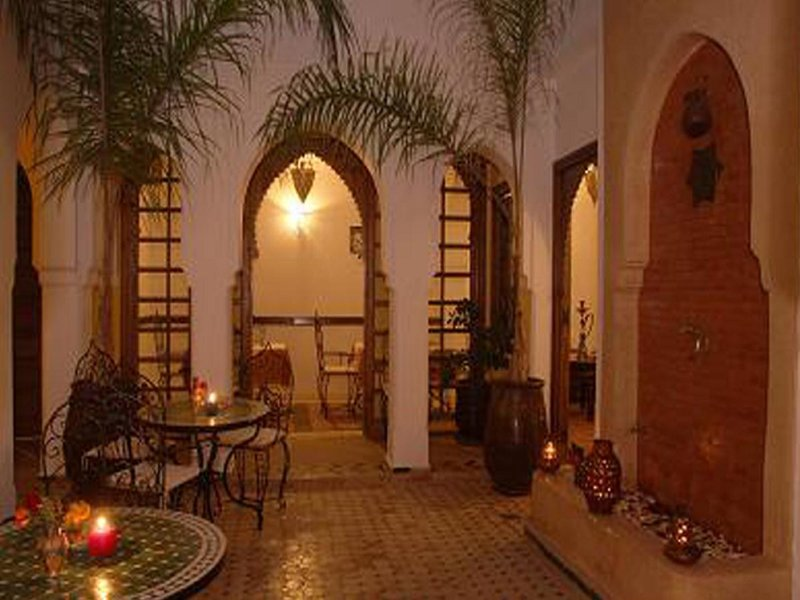 Riad Nerja in Marrakesch, Marrakesch