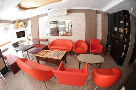 Kleopatra Bebek Hotel in Alanya, Türkische Riviera L