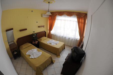 Kleopatra Bebek Hotel in Alanya, Türkische Riviera W