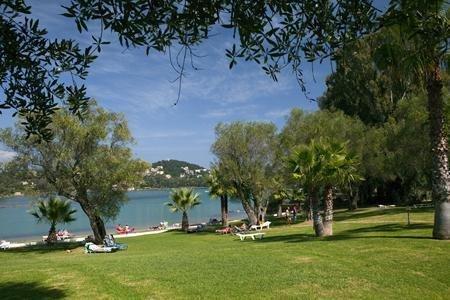 Govino Bay in Gouvia, Korfu GA