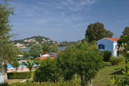 Govino Bay in Gouvia, Korfu A