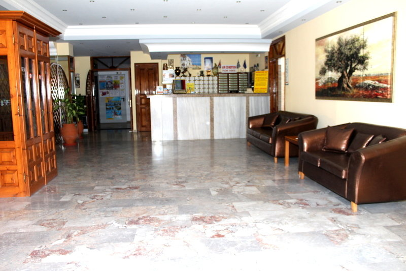 Hotel Lefkimi in Kávos, Korfu L