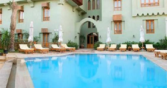 Captain's Inn in El Gouna, Rotes Meer P