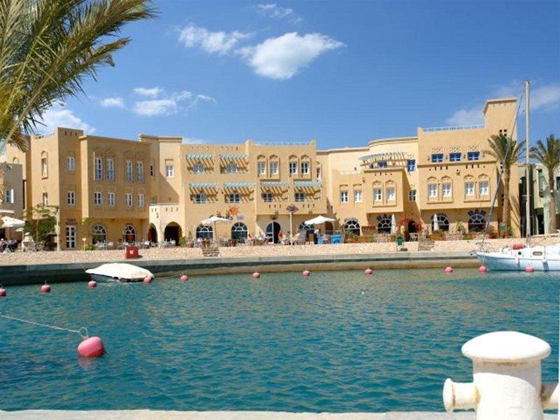 Captain's Inn in El Gouna, Rotes Meer A