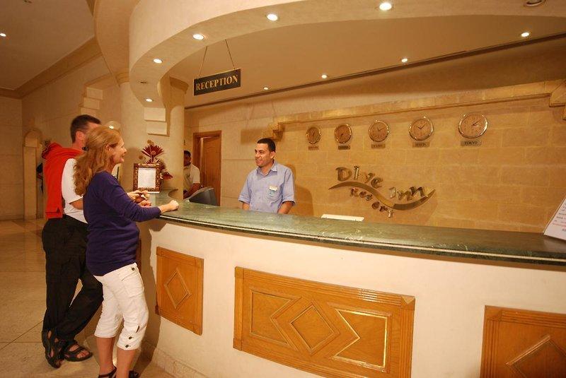 Dive Inn Resort in Sharm el-Sheikh, Sinai - Halbinsel L