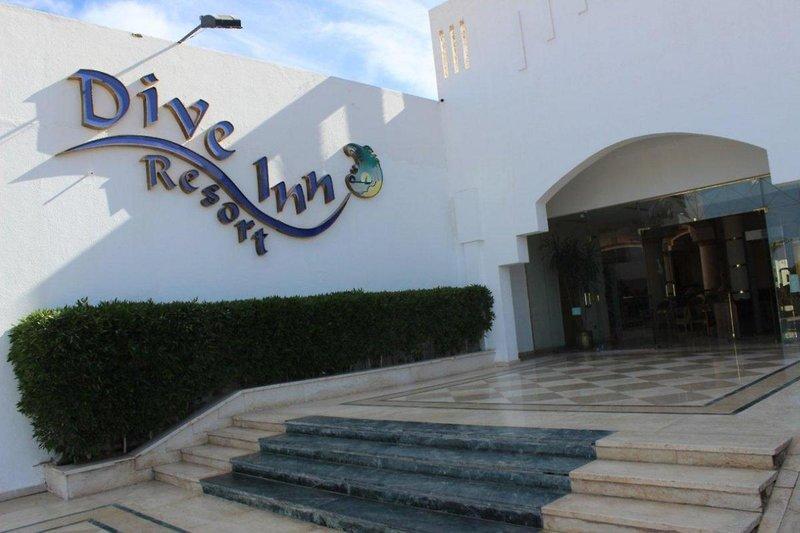 Dive Inn Resort in Sharm el-Sheikh, Sinai - Halbinsel W