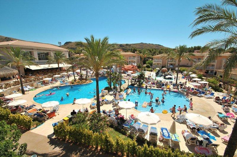 PlayaMar Hotel und Apartments in S'Illot, Mallorca A