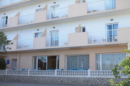 Hostal Anibal in Sant Antoni de Portmany, Ibiza A