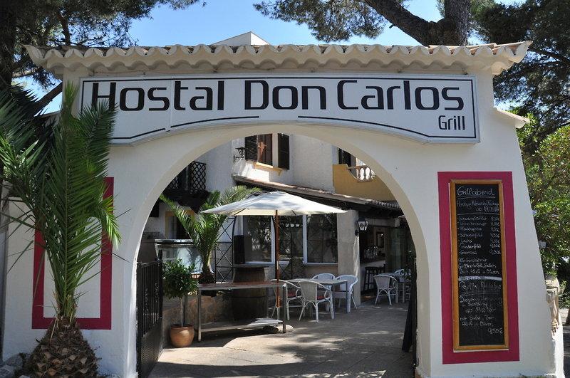 Don Carlos Hostal in Paguera, Mallorca A