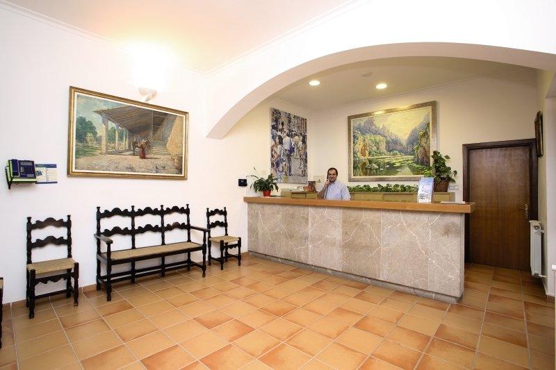 Santuari de Lluc in Lluc, Mallorca BA