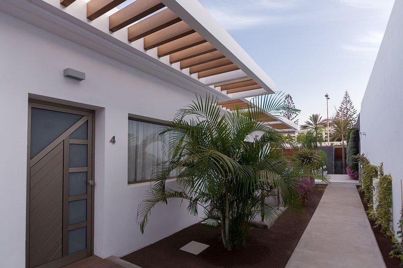 Silvi Villas in Playa del Inglés, Gran Canaria TE