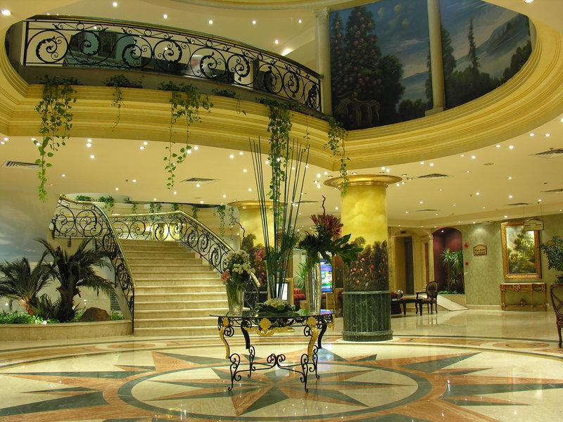 Pyramisa Suites Hotel und Casino in Kairo, Kairo und Umgebung L
