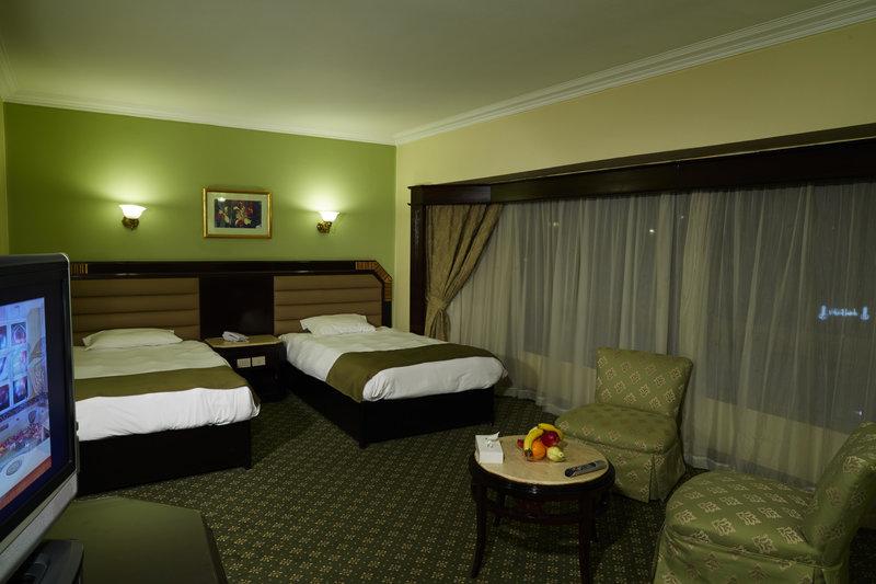 Pyramisa Suites Hotel und Casino in Kairo, Kairo und Umgebung W