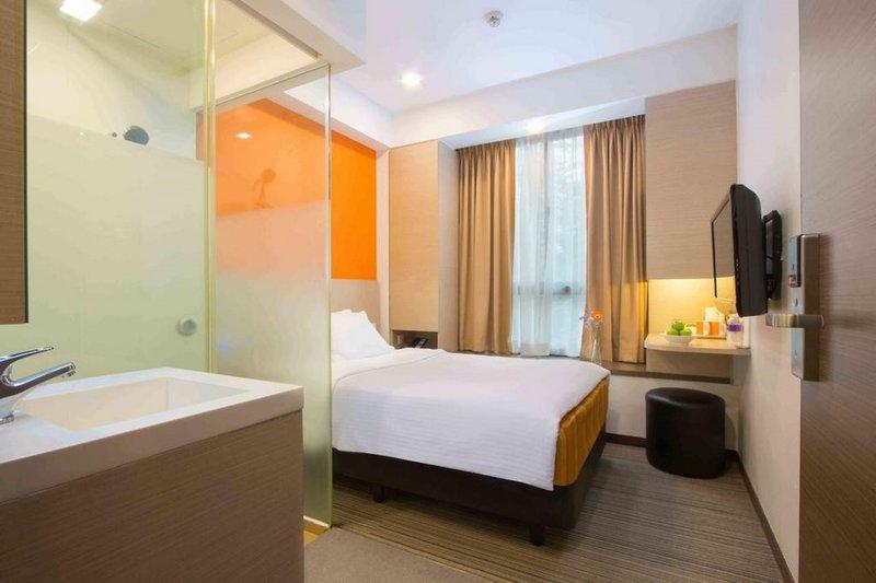 Aqueen Hotel Balestier in Singapur, Singapur