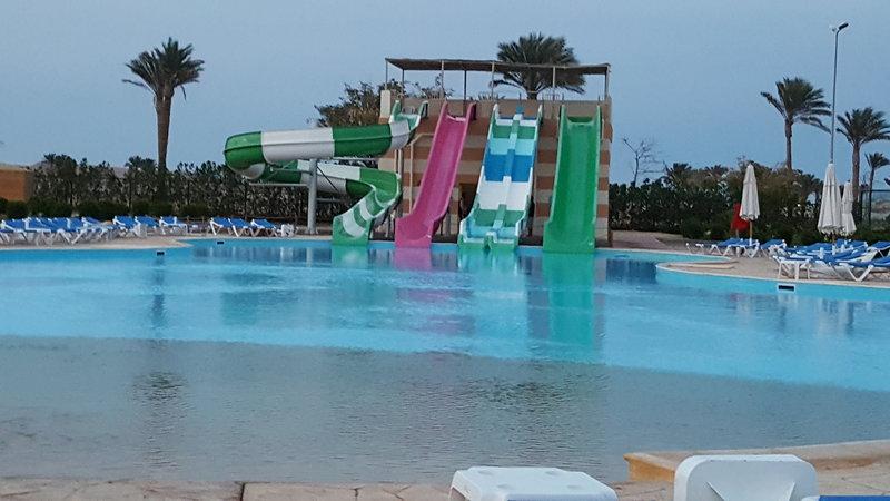 Sunrise Marina Resort in Port Ghalib, Marsa Alâm und Umgebung P