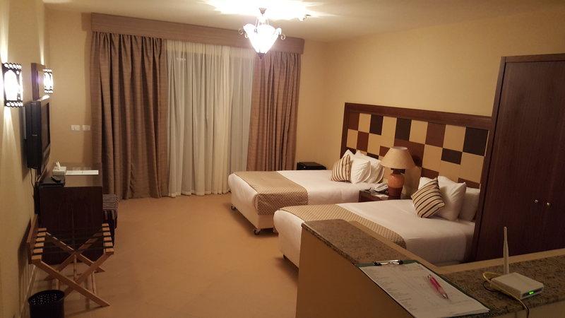 Sunrise Marina Resort in Port Ghalib, Marsa Alâm und Umgebung W