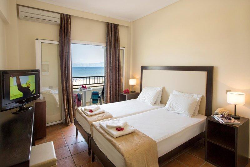 Island Beach Resort in Kávos, Korfu W