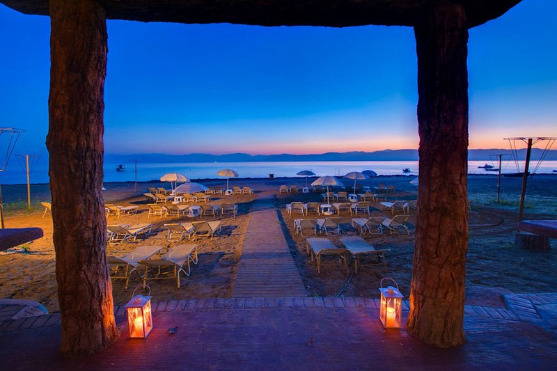 Island Beach Resort in Kávos, Korfu S