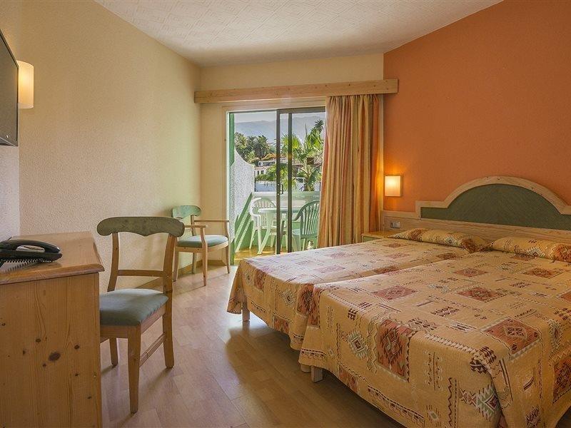 Hotel DC Xibana Park in Puerto de la Cruz, Teneriffa W