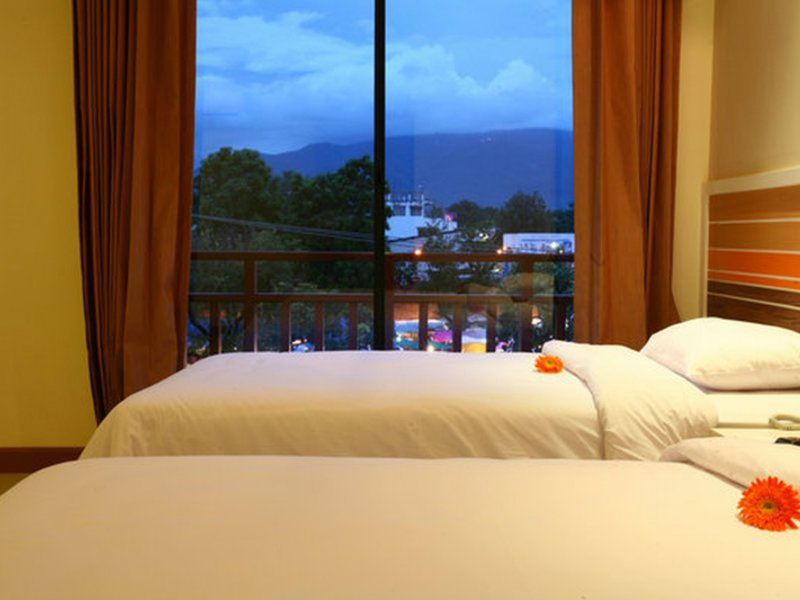 Imm Thaphae Chiang Mai in Chiang Mai, Nord-Thailand W