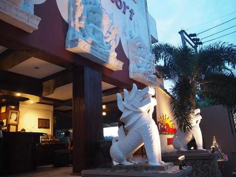 Club Bamboo in Patong, Phuket PE