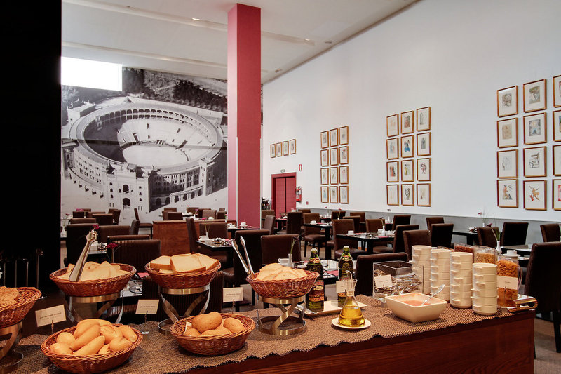 Rafaelhoteles Ventas in Madrid, Madrid und Umgebung R