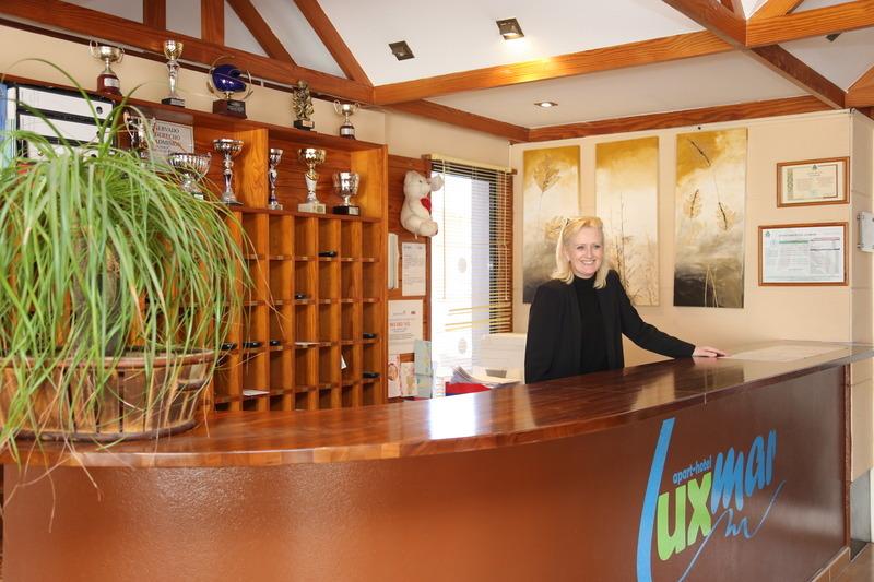Apartamentos Luxmar in Benidorm, Costa Blanca L