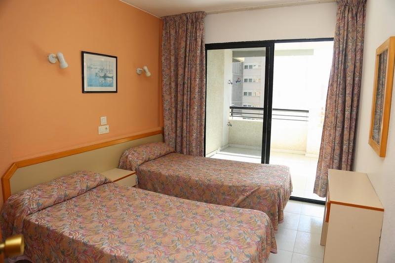 Apartamentos Luxmar in Benidorm, Costa Blanca