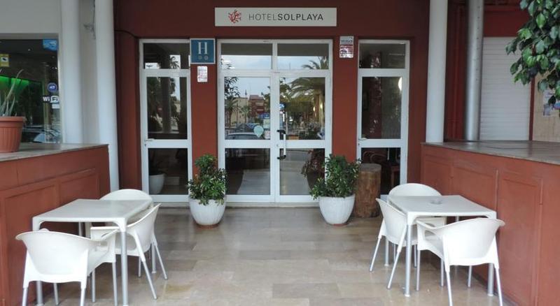 Sol Playa in Valencia, Valencia und Umgebung R