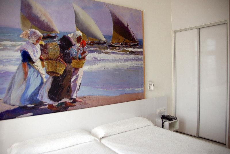 Sol Playa in Valencia, Valencia und Umgebung W
