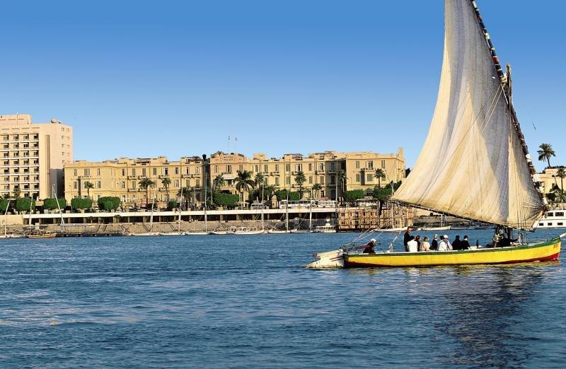 Sofitel Winter Palace Luxor & Pavillon Winter Luxor Hotel in Luxor, Oberägypten S