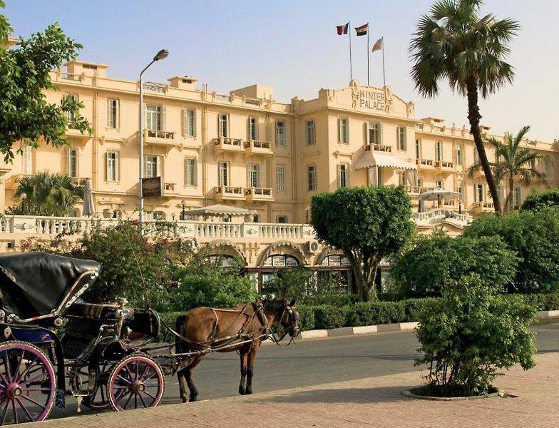 Sofitel Winter Palace Luxor & Pavillon Winter Luxor Hotel in Luxor, Oberägypten A
