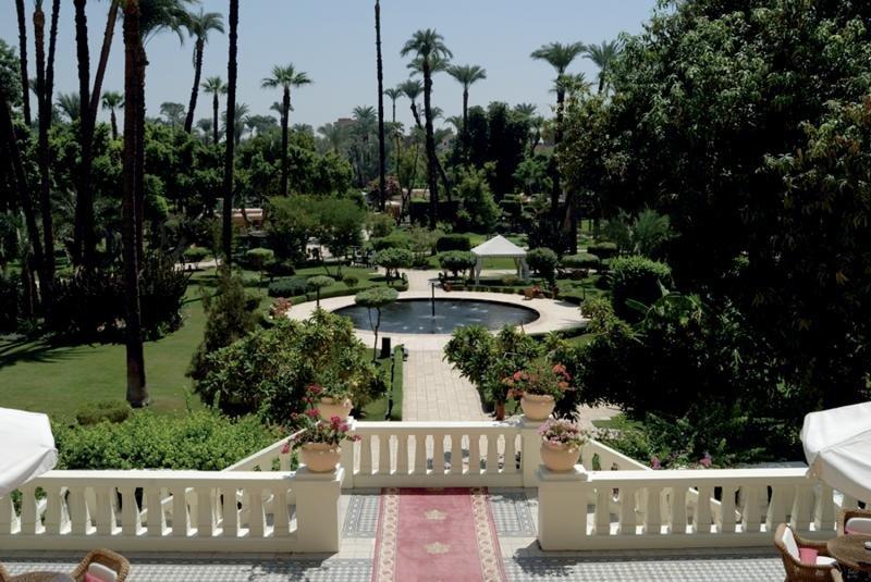 Sofitel Winter Palace Luxor & Pavillon Winter Luxor Hotel in Luxor, Oberägypten LS