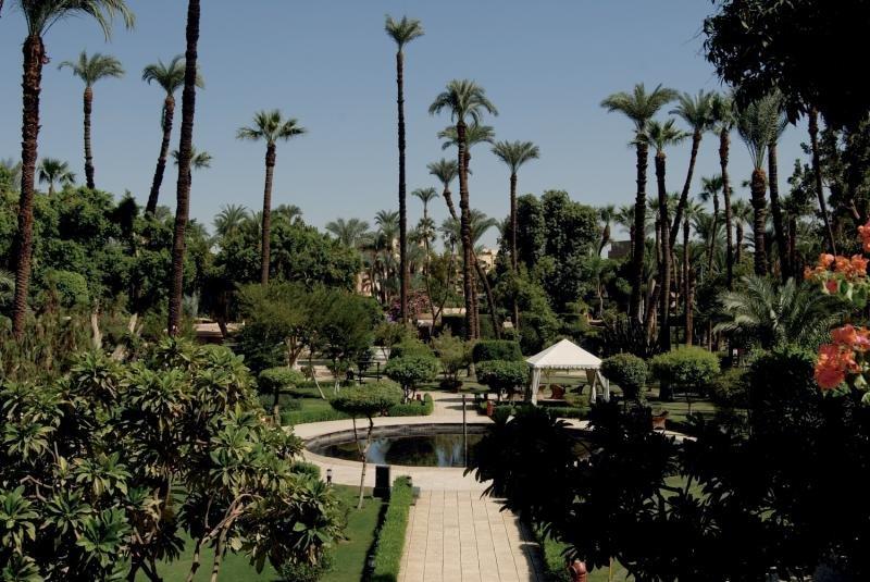 Sofitel Winter Palace Luxor & Pavillon Winter Luxor Hotel in Luxor, Oberägypten GA
