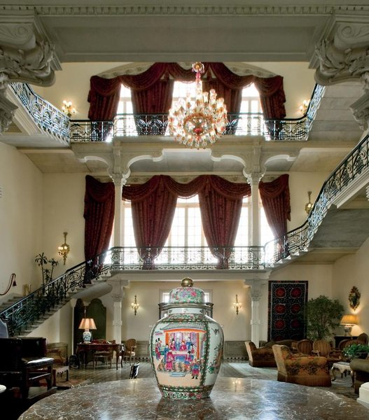 Sofitel Winter Palace Luxor & Pavillon Winter Luxor Hotel in Luxor, Oberägypten L