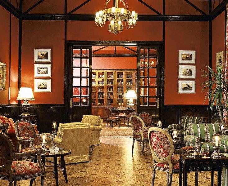 Sofitel Winter Palace Luxor & Pavillon Winter Luxor Hotel in Luxor, Oberägypten R