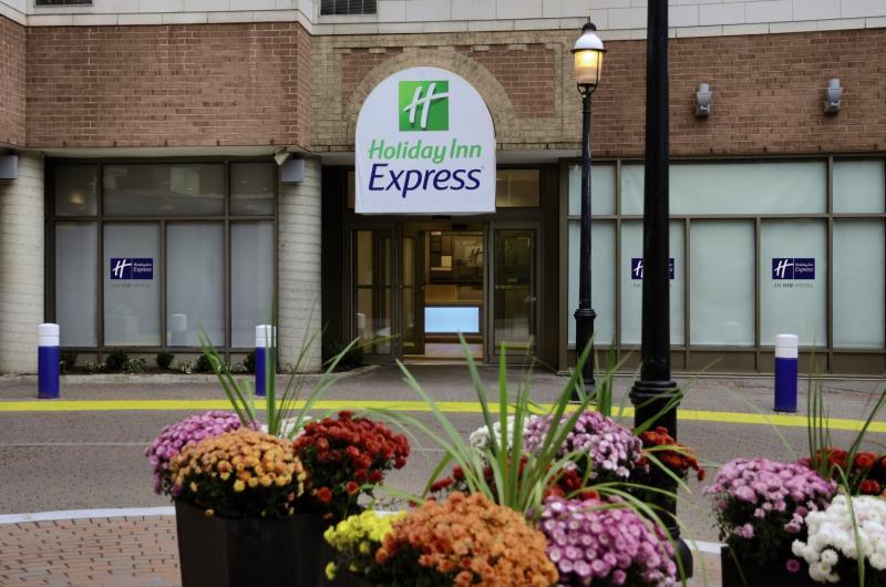Holiday Inn Express Toronto Downtown in Toronto, Toronto und Umgebung