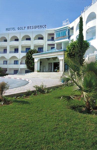 Golf Residence Hotel in Port el Kantaoui, Monastir und Umgebung