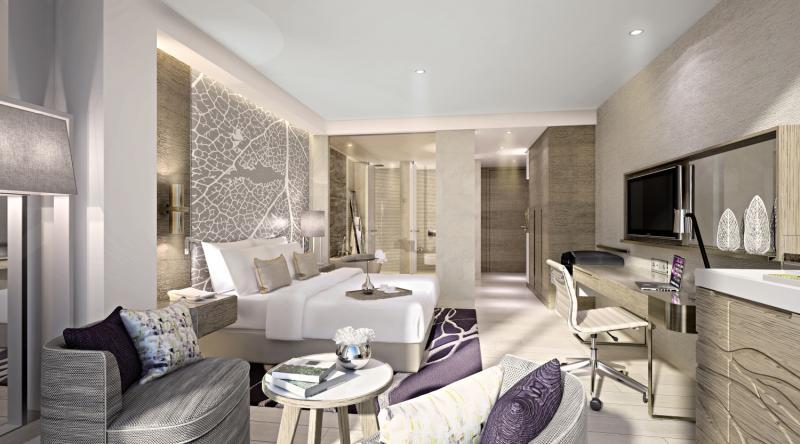Al Bandar Rotana in Dubai, Dubai WEL