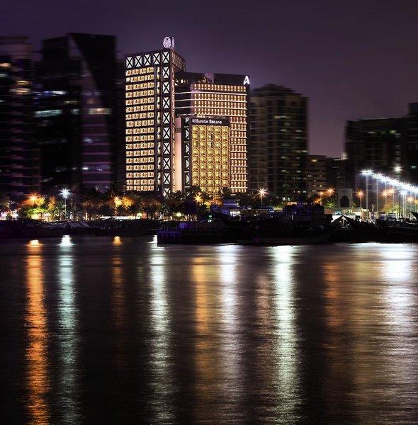 Al Bandar Rotana in Dubai, Dubai A