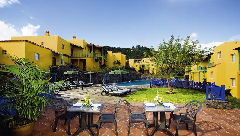 La Caleta Apartamentos in Los Cancajos, La Palma TE