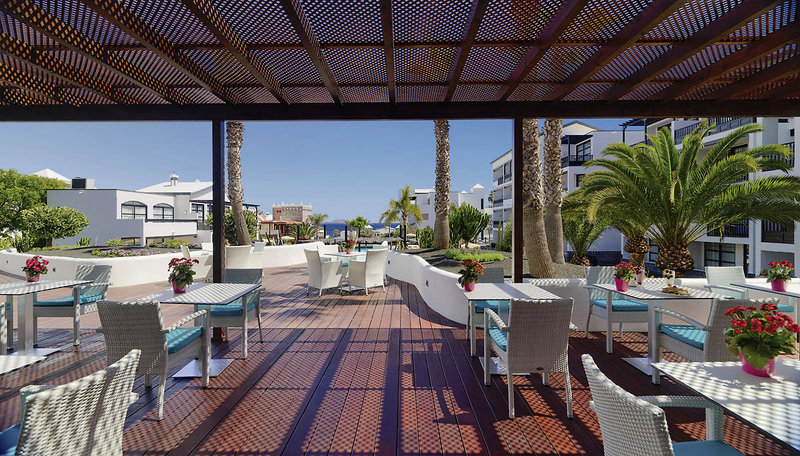 COOEE at H10 Rubicon Palace in Playa Blanca, Lanzarote TE