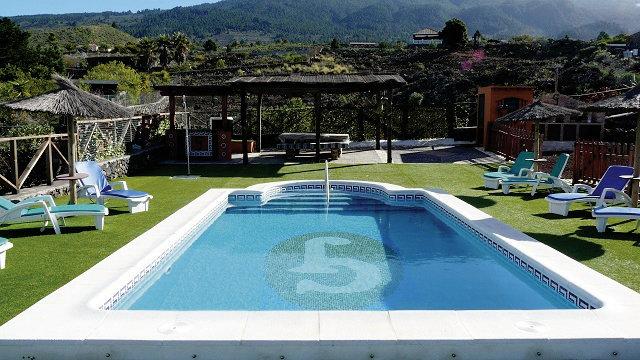 Apartamentos Fuente La Teja in Los Llanos de Aridane, La Palma P