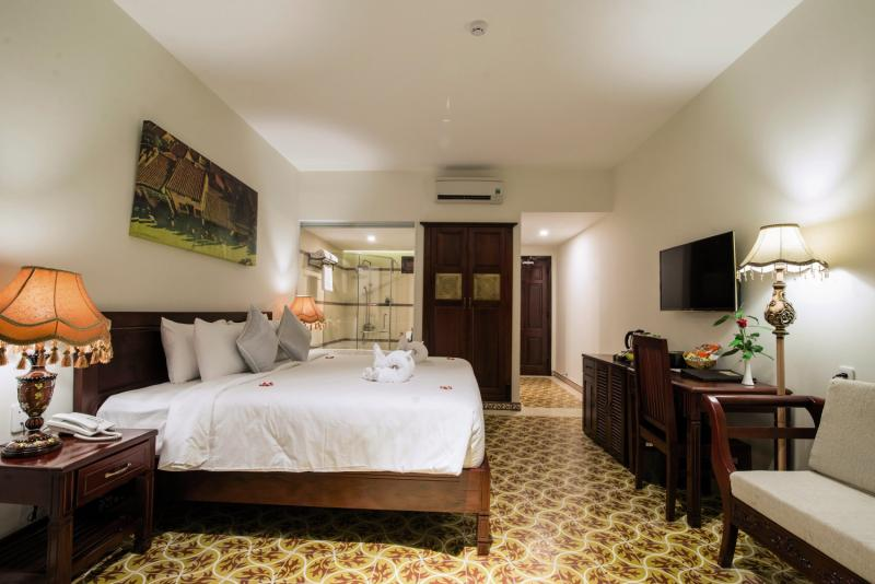 Hoi An River Green Boutique Hotel in Hoi An, Vietnam W