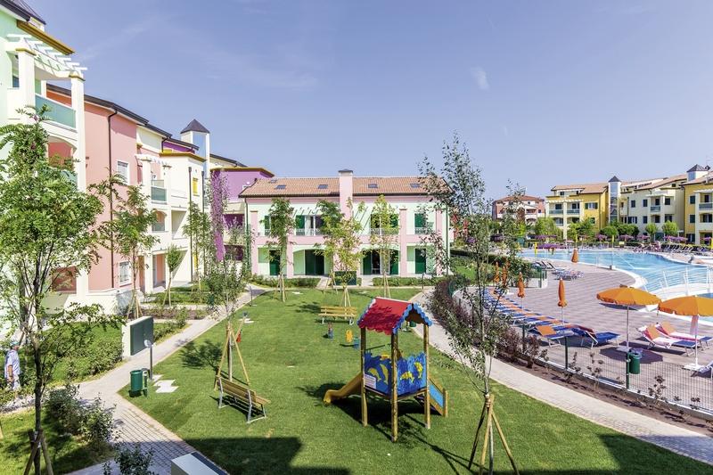 Residence Larici in Lido Altanea, Italienische Adria F