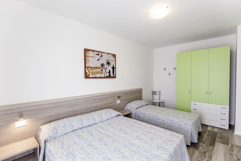 Residence Larici in Lido Altanea, Italienische Adria W